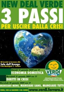 Diritti e Crisi, il 21 gennaio a Ferrara
