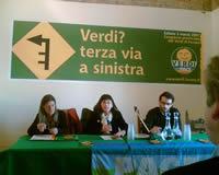 """<div class=""""at-above-post-arch-page addthis_tool"""" data-url=""""http://www.verdi.ferrara.it/sito/2007/03/03/ritorno-al-futuro/""""></div>Relazione al Congresso provinciale di Barbara Diolaiti, Presidente Federazione di Ferrara """"VERDI? TERZA VIA A SINISTRA"""". CONGRESSO PROVINCIALE VERDI PER LA PACE DI FERRARA. SABATO 3 MARZO 2007 Anno 2030: […]<!-- AddThis Advanced Settings above via filter on get_the_excerpt --><!-- AddThis Advanced Settings below via filter on get_the_excerpt --><!-- AddThis Advanced Settings generic via filter on get_the_excerpt --><!-- AddThis Share Buttons above via filter on get_the_excerpt --><!-- AddThis Share Buttons below via filter on get_the_excerpt --><div class=""""at-below-post-arch-page addthis_tool"""" data-url=""""http://www.verdi.ferrara.it/sito/2007/03/03/ritorno-al-futuro/""""></div><!-- AddThis Share Buttons generic via filter on get_the_excerpt -->"""