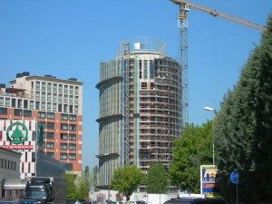 Un recente intervento edilizio della Sinteco di Mascellani (foto wikipedia)