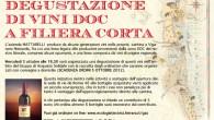 DEGUSTAZIONE DI VINI DOC A FILIERA CORTA Acquista vino e contribuisci a tener aperta la sede di via Romei L'azienda MATTARELLI produce da alcune generazioni vini nella propria cantina a […]