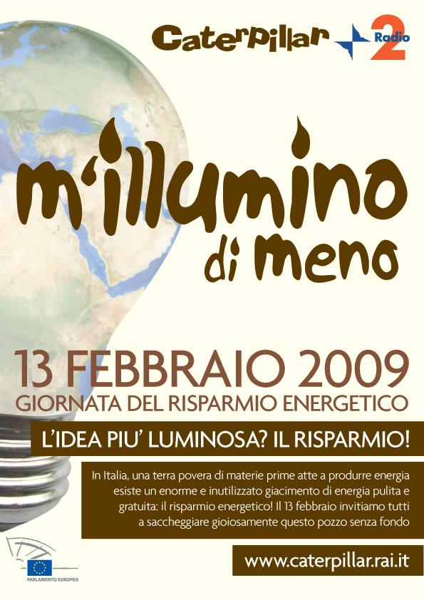 """<div class=""""at-above-post-arch-page addthis_tool"""" data-url=""""http://www.verdi.ferrara.it/sito/2009/02/12/anche-ferrara-sillumina-di-meno/""""></div>Il Comune di Ferrara aderisce ancora una volta a M'illumino di Meno, l'iniziativa di grande successo avviata alcuni anni fa dalla trasmissione radiofonica Caterpillar per sensibilizzare gli italiani sulle tematiche […]<!-- AddThis Advanced Settings above via filter on get_the_excerpt --><!-- AddThis Advanced Settings below via filter on get_the_excerpt --><!-- AddThis Advanced Settings generic via filter on get_the_excerpt --><!-- AddThis Share Buttons above via filter on get_the_excerpt --><!-- AddThis Share Buttons below via filter on get_the_excerpt --><div class=""""at-below-post-arch-page addthis_tool"""" data-url=""""http://www.verdi.ferrara.it/sito/2009/02/12/anche-ferrara-sillumina-di-meno/""""></div><!-- AddThis Share Buttons generic via filter on get_the_excerpt -->"""