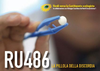 """<div class=""""at-above-post-cat-page addthis_tool"""" data-url=""""http://www.verdi.ferrara.it/sito/2010/09/08/ru486-la-pillola-della-discordia/""""></div>Verdi verso la Costituente ecologista in collaborazione con il Gruppo Consiliare dei Verdi Circoscrizione 1 Mercoledì 15 settembre, ore 17:00 Ferrara, Sala Arengo (Piazza Municipale 2) RU486. La pillola della […]<!-- AddThis Advanced Settings above via filter on get_the_excerpt --><!-- AddThis Advanced Settings below via filter on get_the_excerpt --><!-- AddThis Advanced Settings generic via filter on get_the_excerpt --><!-- AddThis Share Buttons above via filter on get_the_excerpt --><!-- AddThis Share Buttons below via filter on get_the_excerpt --><div class=""""at-below-post-cat-page addthis_tool"""" data-url=""""http://www.verdi.ferrara.it/sito/2010/09/08/ru486-la-pillola-della-discordia/""""></div><!-- AddThis Share Buttons generic via filter on get_the_excerpt -->"""
