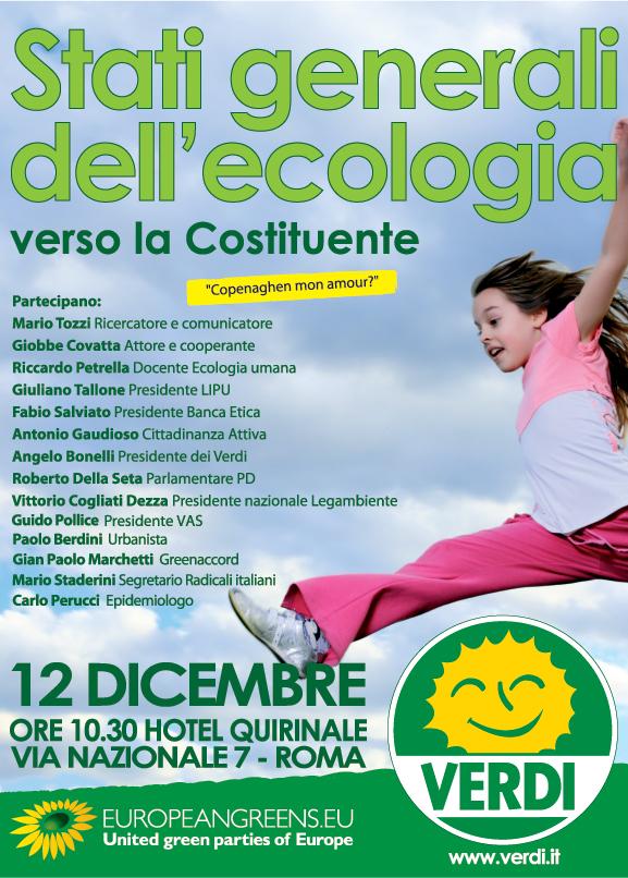 """<div class=""""at-above-post-arch-page addthis_tool"""" data-url=""""http://www.verdi.ferrara.it/sito/2009/12/13/gli-stati-generali-dell%e2%80%99ecologia-verso-la-costituente/""""></div>All'iniziativa di lancio nazionale del progetto della Costituente Ecologista hanno partecipato, tra gli altri, oltre al Presidente nazionale dei Verdi Angelo Bonelli, Mario Tozzi (ricercatore e comunicatore), Giobbe Covatta (attore […]<!-- AddThis Advanced Settings above via filter on get_the_excerpt --><!-- AddThis Advanced Settings below via filter on get_the_excerpt --><!-- AddThis Advanced Settings generic via filter on get_the_excerpt --><!-- AddThis Share Buttons above via filter on get_the_excerpt --><!-- AddThis Share Buttons below via filter on get_the_excerpt --><div class=""""at-below-post-arch-page addthis_tool"""" data-url=""""http://www.verdi.ferrara.it/sito/2009/12/13/gli-stati-generali-dell%e2%80%99ecologia-verso-la-costituente/""""></div><!-- AddThis Share Buttons generic via filter on get_the_excerpt -->"""