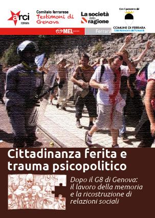 """<div class=""""at-above-post-cat-page addthis_tool"""" data-url=""""http://www.verdi.ferrara.it/sito/2011/09/14/genova-la-cittadinanza-ferita-10-anni-dopo/""""></div>Arci Ferrara, La Società della Ragione onlus e Comitato Testimoni di Genova, in collaborazione con MelBookStore e con il patrocinio del Comune di Ferrara vi invitano Mercoledì 28 settembre, alle […]<!-- AddThis Advanced Settings above via filter on get_the_excerpt --><!-- AddThis Advanced Settings below via filter on get_the_excerpt --><!-- AddThis Advanced Settings generic via filter on get_the_excerpt --><!-- AddThis Share Buttons above via filter on get_the_excerpt --><!-- AddThis Share Buttons below via filter on get_the_excerpt --><div class=""""at-below-post-cat-page addthis_tool"""" data-url=""""http://www.verdi.ferrara.it/sito/2011/09/14/genova-la-cittadinanza-ferita-10-anni-dopo/""""></div><!-- AddThis Share Buttons generic via filter on get_the_excerpt -->"""